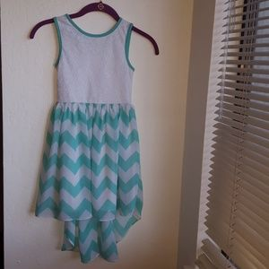 Other - Girl's High-Low Dress